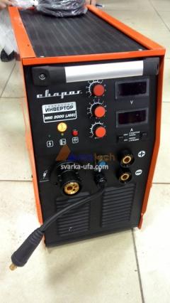 Обзор сварочного аппарата Сварог MIG 2000 (J66)
