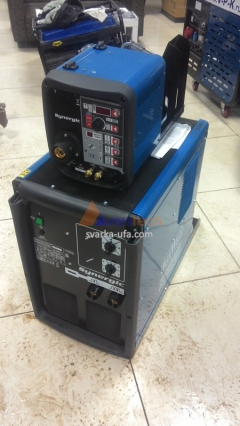 Отгрузка промышленного сварочного полуавтомата