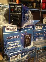 Новое поступление сварочных инверторов! Инверторный сварочный аппарат Brima ARC 200B